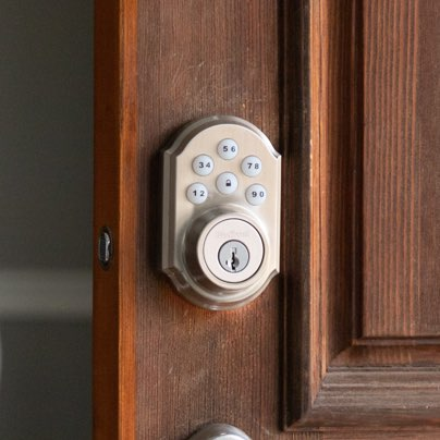 Oklahoma City security smartlock